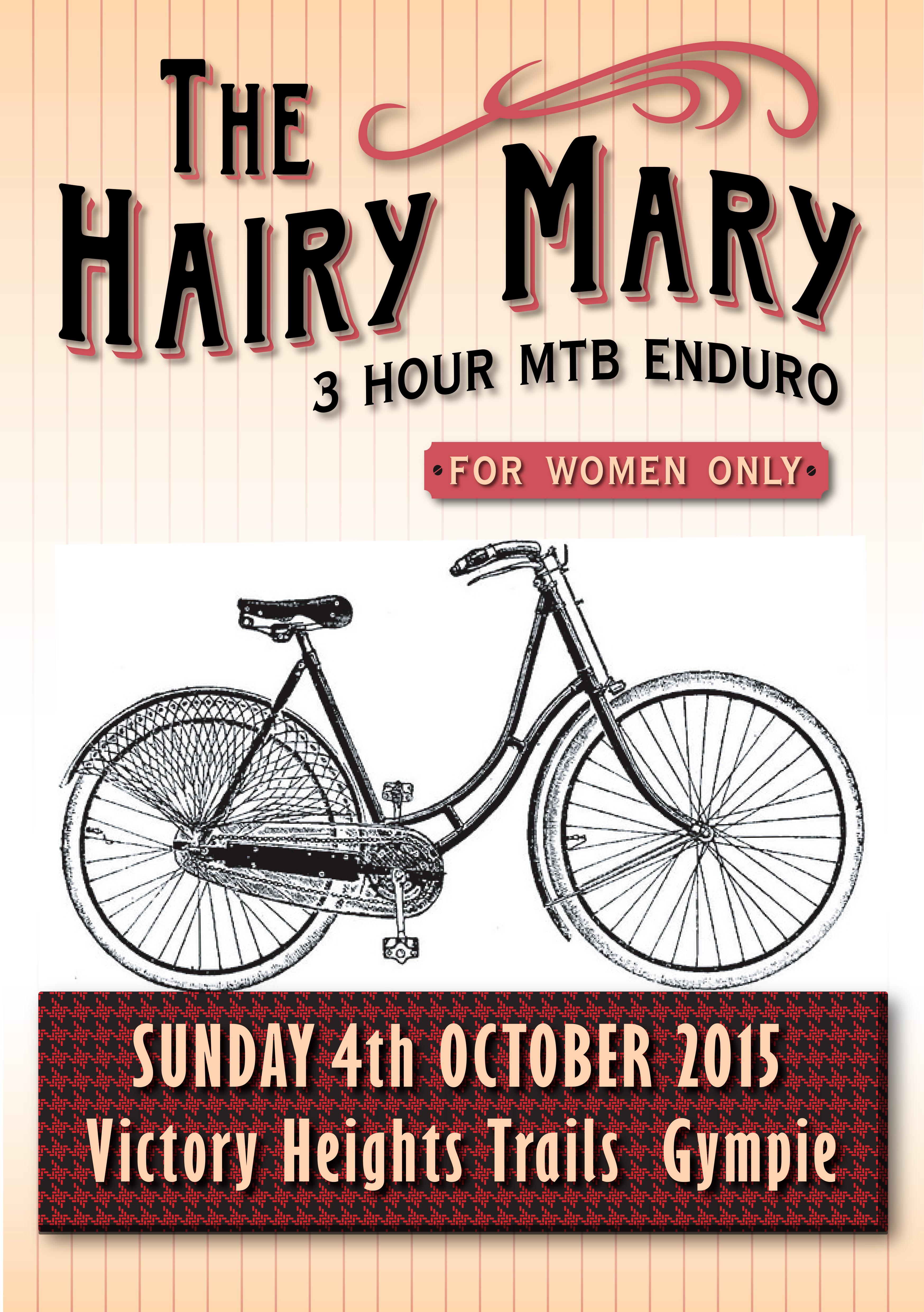 HAIRY MARY MTB 2015